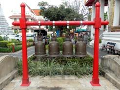 Bells at Wat Arun