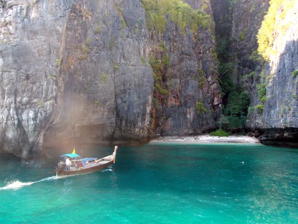 Longboat excursion