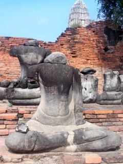 Buddha Remains - Wat Ratchaburana
