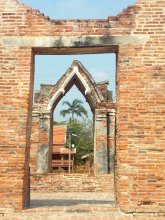 Arches - Wat Ratchaburana