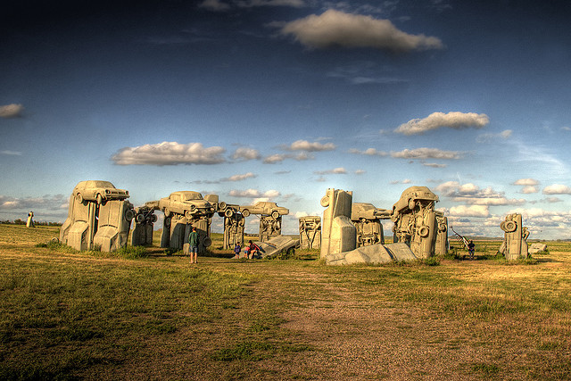 Flickr - carhenge - sortofnatural