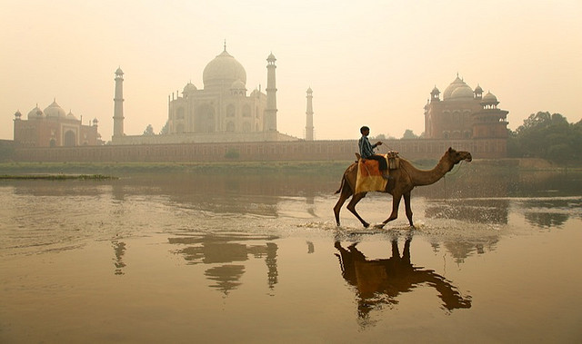 Flickr - taj mahal - michael foley