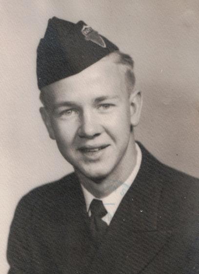 Dawson Duncan, Aviation Cadet, Marray, KY