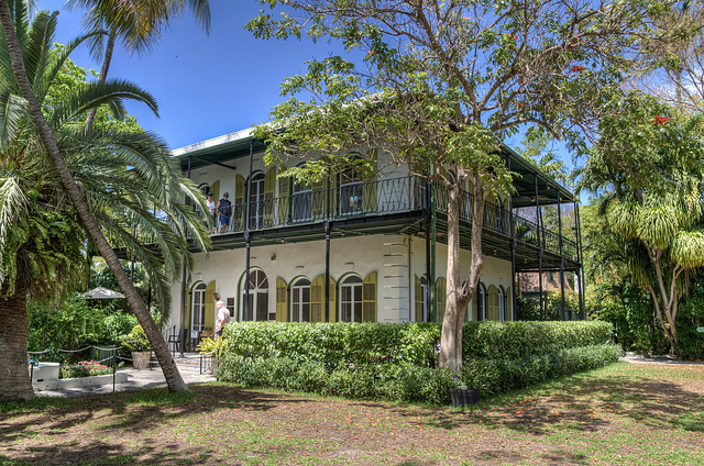 Flickr - hemingway house - annaspies