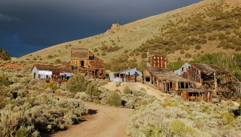 Bucket List: America's Ghost Towns Part 3 | The Grey Eyed
