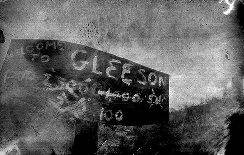 flickr - kristy hom - welcome to gleeson